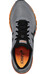 asics Gel-Zaraca 5 Shoe Men Aluminum/Black/Hot Orange